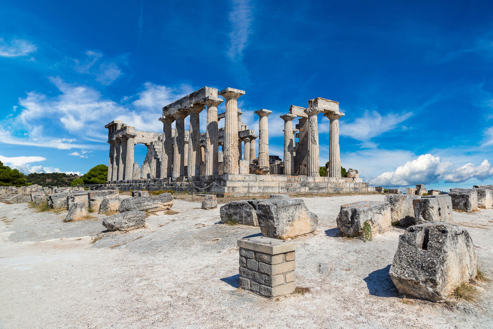 Sail around Aegina with A Yacht Charter Athens