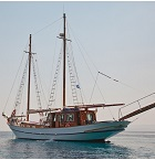 Sail on gulet Eleftheria